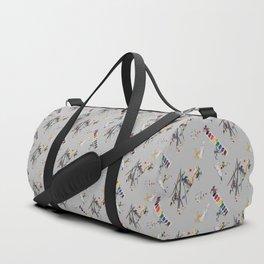 Dart Frogs Duffle Bag
