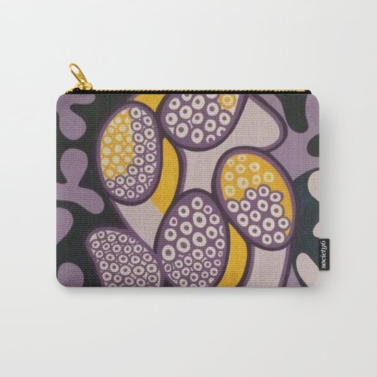 Yellow gossip Carry-All Pouch