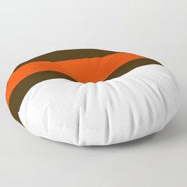 Cleveland Football Floor Pillow