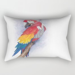 What If...?? Parrots were Gangsters! Rectangular Pillow