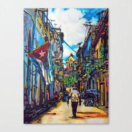 Havana, CUBA No.2 | 2015 Canvas Print