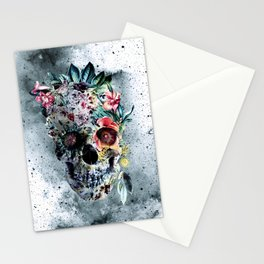 Memento te hominem esse Stationery Cards