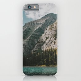 Rocky Mountains iPhone Case