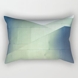 Gehry Stairs Rectangular Pillow
