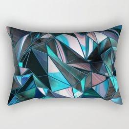 Dirty Poly Rectangular Pillow