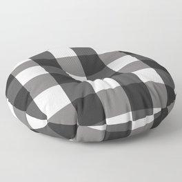 gingham Floor Pillow