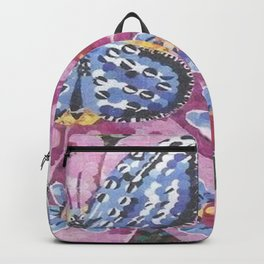 Butterfly Garden II Backpack