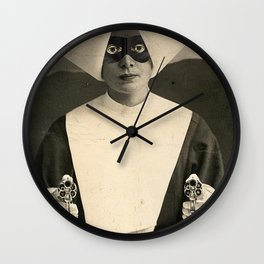 SARCHOTIC:  ANOTHER CHEAP TRICK Wall Clock