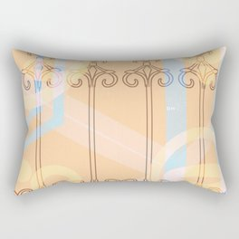 Celestial Chains Rectangular Pillow