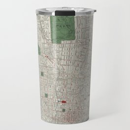 Vintage Map of St. Louis Missouri (1921) Travel Mug