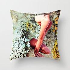 Seedtime Throw Pillow