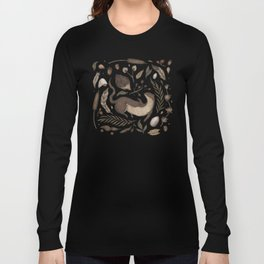 Weasel and Hedgehog Long Sleeve T-shirt