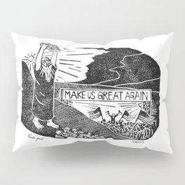 Fake God Pillow Sham