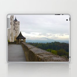 A view from Festung Hohensalzburg Castle Laptop & iPad Skin