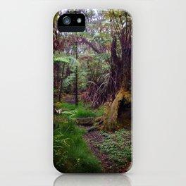 Hawaiian Hideaway iPhone Case