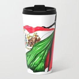 Fuerza Mexico Travel Mug