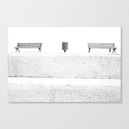 seats Canvas Print