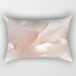 Magnolia In The Light Rectangular Pillow