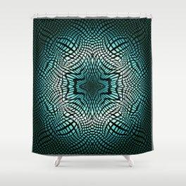 5PVN_11 Shower Curtain