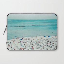 At the Beach I Laptop Sleeve