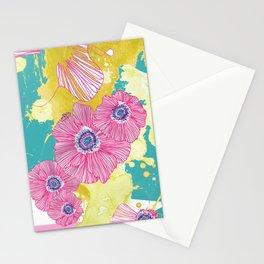 So long, petal. Stationery Cards
