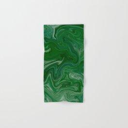 Malachite Marble Hand & Bath Towel