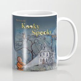 Marvin in the Kooky Spooky House Coffee Mug