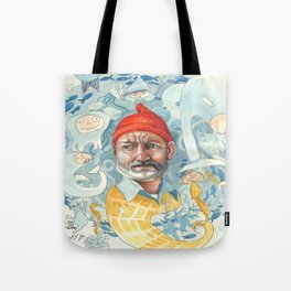 AQUATIC Tote Bag