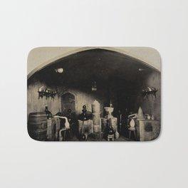 Alchemical Laboratory 1904 World's Fair, St. Louis Bath Mat