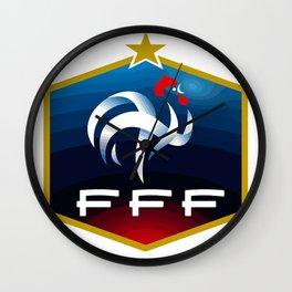 FFF Wall Clock