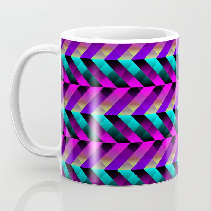 Dark Purple Coffee Mug
