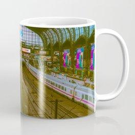 Railway / Hamburg / Bladerunner Vibes Coffee Mug