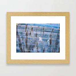 Raw Marble 2 Framed Art Print