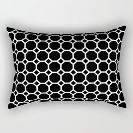 thirteen (by thirteen) octagons Rectangular Pillow