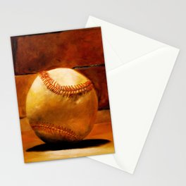 Baseball Stationery Cards