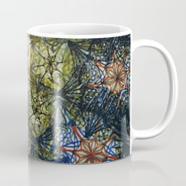 stained glass window detail Coffee Mug