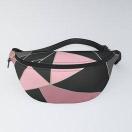 Abstraction . Geometric pattern 3 Fanny Pack