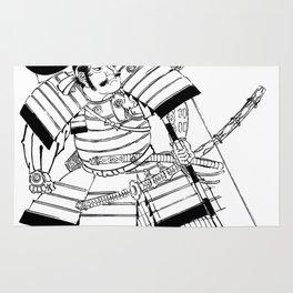 Warrior Rug