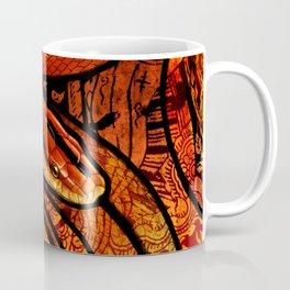 Thai Red Mountain Racer Coffee Mug