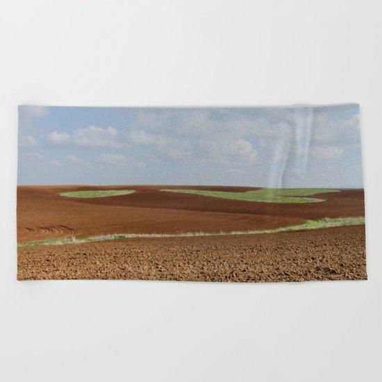 Natural Colors (1) Beach Towel
