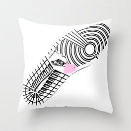Son of a Bish Throw Pillow