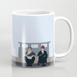Never ending level of concern Coffee Mug