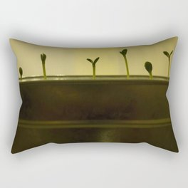 Baby Sprouts Rectangular Pillow