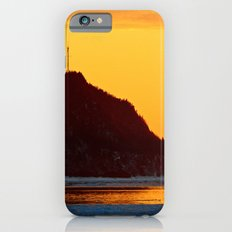 Lighthouse Mountain lit from Afar Slim Case iPhone 6s