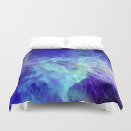 Space Explosion 07 Duvet Cover