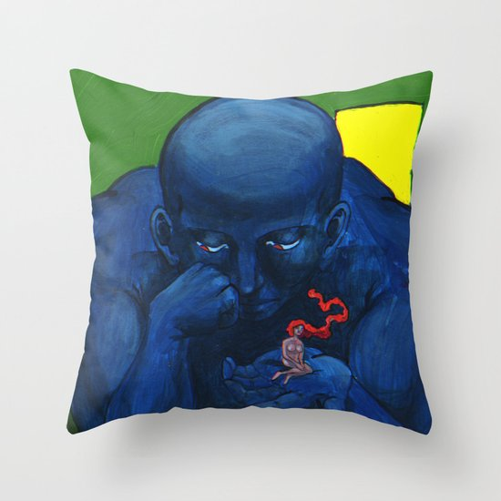 It's really love? Throw Pillow