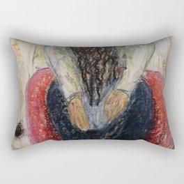 Bachmors Embrace I Rectangular Pillow