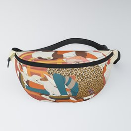 The artist Fanny Pack