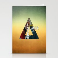 laura palmer Stationery Cards featuring Bastille - Laura Palmer by Thafrayer