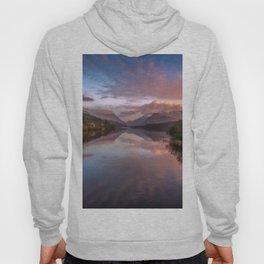 Snowdon Sunset Hoody